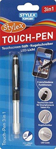 Preisvergleich Produktbild Kugelschreiber, Touch, Light 3 in 1, blauschreibend