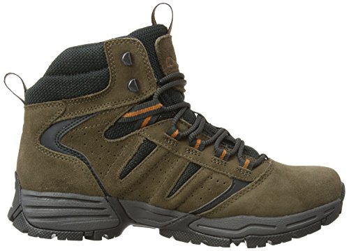Berghaus Expeditor Aq Trek, Men High Rise Hiking Shoes, Brown (Brown/Burnt Orange X11), 10.5 UK (45 EU)