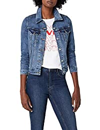 c2bec5212cd5e Amazon.fr   Veste en jean - Femme   Vêtements