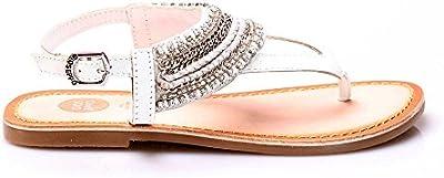 Sandalias y chanclas para niï¿œa, color Blanco , marca GIOSEPPO, modelo Sandalias Y Chanclas Para Niï¿œa GIOSEPPO ARA Blanco