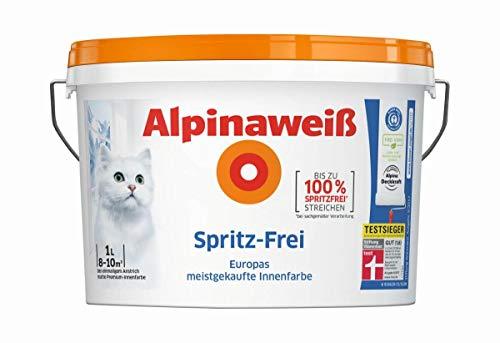 Alpina - Alpinaweiss Spritz-Frei - 1,0 Liter