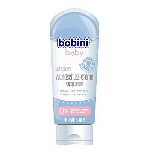 bobini baby Wundschutz Creme mit Lipiden, 2er Pack (2 x 75 ml)