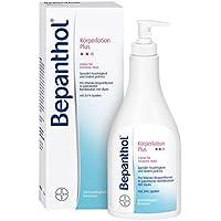 Bepanthol Körperlotion Plus Spenderflasche 400 ml preisvergleich bei billige-tabletten.eu