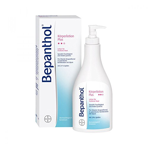 Bepanthol Körperlotion Plus Spenderflasche 400 ml