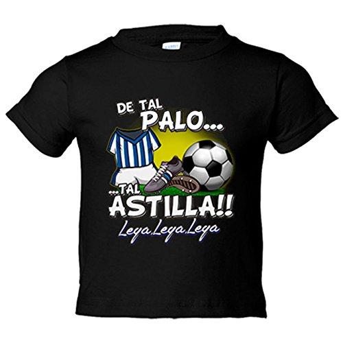 Camiseta niño De tal palo tal astilla Leganés fútbol