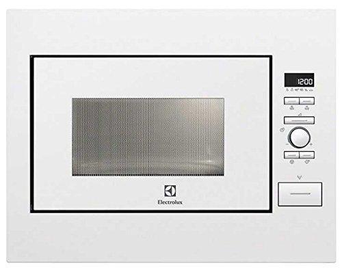 Electrolux - EMS26004OW - Four Micro-Ondes Encastrable - 26 L - 900 W - Blanc
