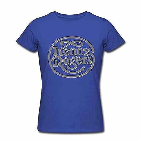 Women Kenny Rogers Cotton Women XXL