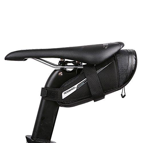 Bicicleta Bolsas, Roswheel / Bolsas para sillines / Bolsas Para Bicicletas / Bolsas de Ciclismo / Paquete de Asiento de La Bicicleta para de la bici del camino(0,6L)