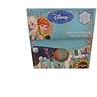 Disney Frozen Fever Deluxe Sticker Collection Sheets Reward Chart, Pens and More.