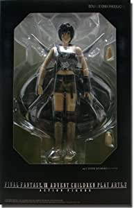 Final Fantasy VII Advent Children Play Arts Vol. 2 Yuffie 20cm Actionfigur