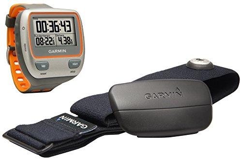 Garmin Forerunner 310XT GPS-Triathlonuhr (inkl. Herzfrequenz-Brustgurt, wasserdicht bis ca. 50 m Tiefe) (W O R)
