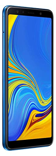 Samsung Galaxy A7 (Blue, 6GB RAM and 128GB Storage) with Offer