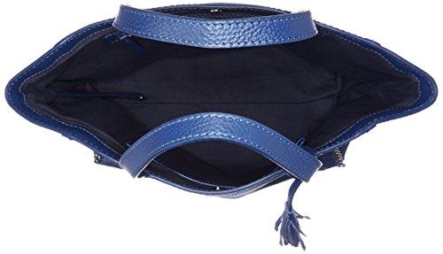 Loxwood Parisien Chaines, Cabas Bleu (Lagoon)