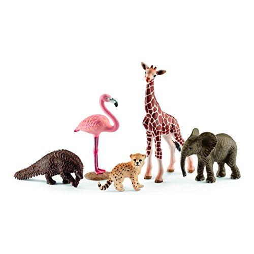 Schleich 42388 - Wild Life Tier-Mix - Figur