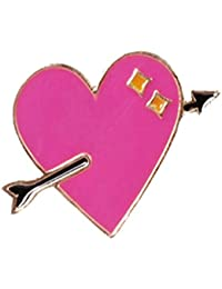 TBOP PIN THE BEST OF PLANET Simple And Stylish PIN For Unisex Jewelry Fun Colorful Love Heart Badge Skateboard...