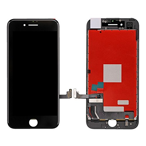 Sirius LCD Display + Touch Screen Digitizer Assembly For iPhone 7 (Black)