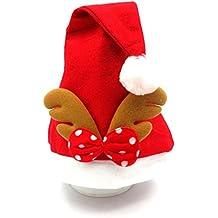 LUFA Cartoon Style Santa Reindeer Bambini Carino regali di Natale del  regalo di Natale per il 2afdbff65d27