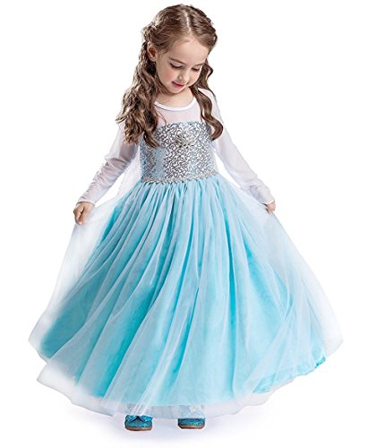 �dchen Prinzessin Kostüm Cosplay Kostüm Party Outfit Kinder ()
