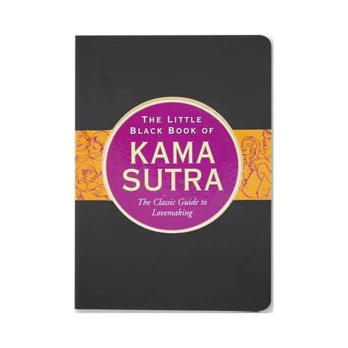 [Little Black Book of Kama Sutra] (By: L L Long) [published: January, 2007]