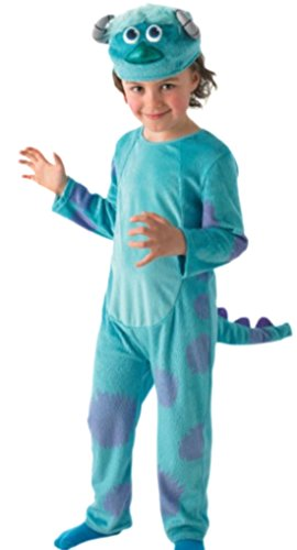 Fancy Ole - Jungen Boy Monsters Drachen Outfit Karneval Faschingskostüm, 110, Blau