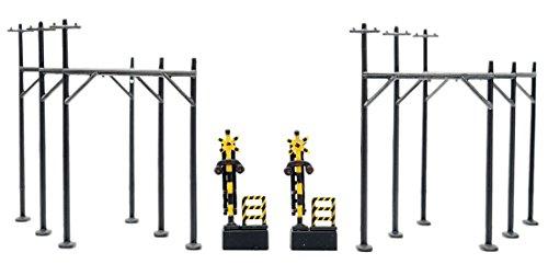 Building Collection accessoires de scene 037-2 tete pilier de la ligne C2