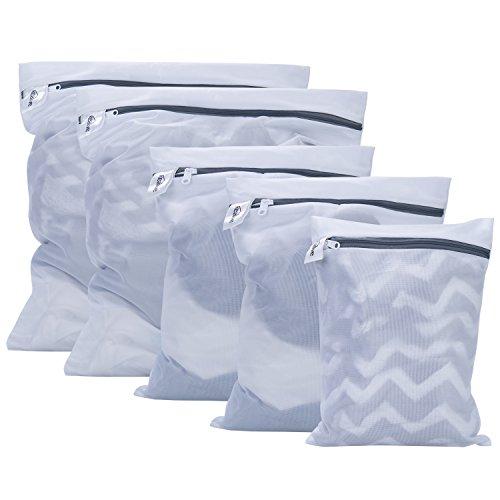 Bolsas de lavandería, Kealive 5 Pcs Bolsas para la colada De lavado de alta resistencia y más...