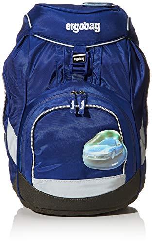 Ergobag cubo, ergonomischer Schulrucksack, Set 5-teilig, 19 Liter, 1.100 g