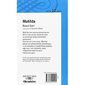 Matilda- Obradoiro [Comunidad de Galicia]