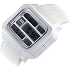 Levis White Colorful Unisex Gents Mens Womens Ladies LCD Wrist Watch LTI0101