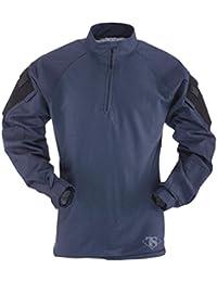 Tru-Spec homme 24–7–Vélo Polo, Homme, bleu marine
