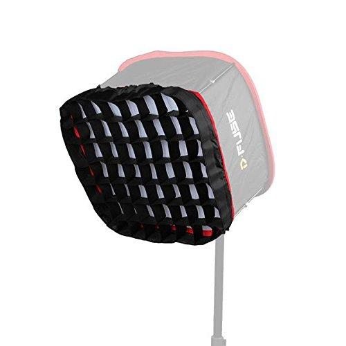 Kamerar Gitter für D-Sicherung DF-1M LED Medium Light Panel Softbox: faltbar, tragbar Softbox Raster, Studiofotografie Kamera Video (für D-Sicherung Medium Softbox) -