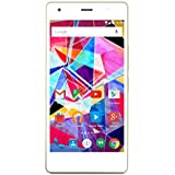 Archos AC50DIS Diamond S Smartphone d▒bloqu▒ 4G (Ecran : 5 pouces - 16 Go - Double SIM - Android 5.1 Lollipop) Blanc