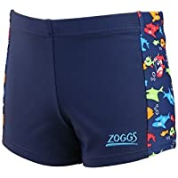 Zoggs Jungen s Shark Fever Hip Racer