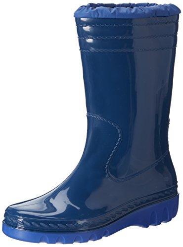 Romika Jupiter, Unisex-Erwachsene Halbschaft Gummistiefel, Blau (blau-pacific 561), 38 EU