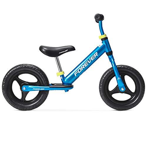 Laufrad Balance-Bikes, Balance-Car-Kinder 1-3-6 Jahre Altes Kind Schlittschuh Ohne Tretrad (Color : Blue)