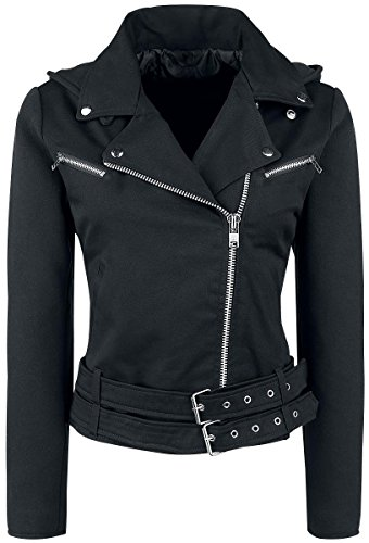 Gothicana by EMP Dark Box Jacket Giacca donna nero M