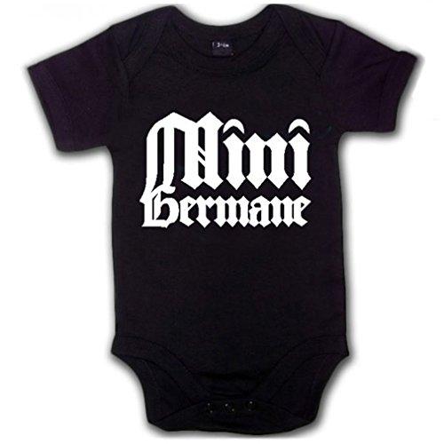 Mini Germane Kleinkind Baby Kleidung Deutschland Wikinger - Babystrampler #7491 (Kleinkinder Air Force T-shirt)