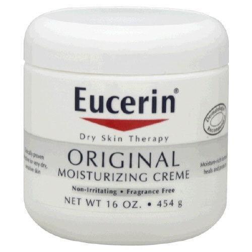 Eucerin Dry Skin Therapy Original Moisturizing Creme 475 ml (Lotionen) -