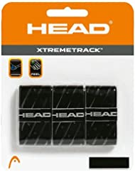 Head Xtreme Track Overwrap - Overgrip, color negro
