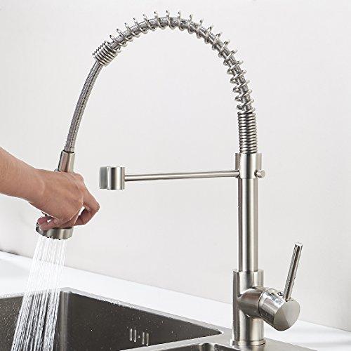 AIMADI Küchenarmatur Spiralfederarmatur - 3