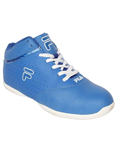 FILA MEN BLUE ANKLE LENGTH SNEAKERS RISE (10)  available at amazon for Rs.2249