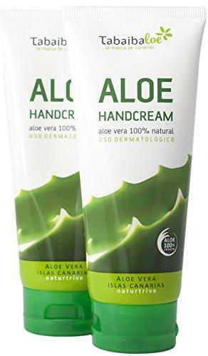 Aloe Vera Handcreme -Pack 2x1