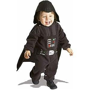 Déguisement Dark Vador Star Wars? bébé - 1 à 2 ans