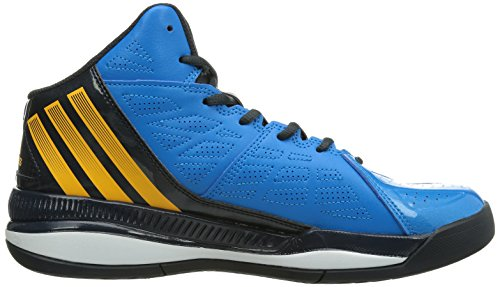 adidas Own the game - blau / schwarz