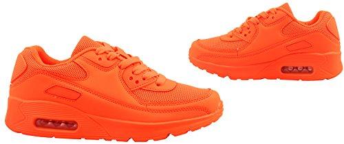 Elara , Baskets pour femme orange Orange Pink Gruen Orange