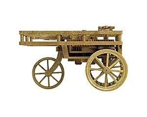 Academia Leonardo da Vinci autopropelentes Cesta Kit Modelo # 18129