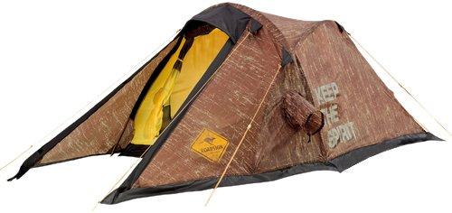 Roadsign 70500 Tente de trekking 2 personnes Used Look 65+225 x 160 x 105 cm