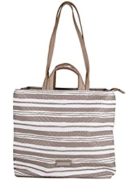 Pierre Cardin–Bolso para mujer Shopping Bag con Asas y Bandolera, BY12_ 14474