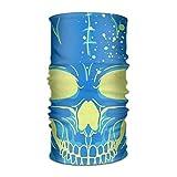 Hoklcvd Red Lips Magic Headwear Scarf Headbands Bandana Mask Neck Gaiter Head Wrap Mask Sweatband Multicolor12