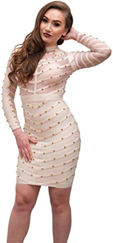Phivie Vestito - Vestito Phivie - Donna B07FQZ6VH6 Parent 0322d5 ... e92aa8704f7